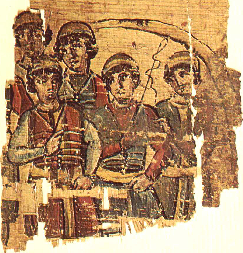 Charioteer Papyrus