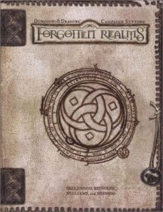 Forgotten Realms v3 campaign setting