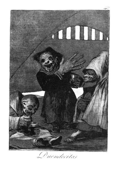 Goya - Caprichos