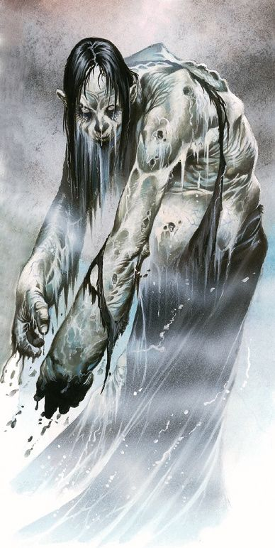 Drowned undead (source unknown)